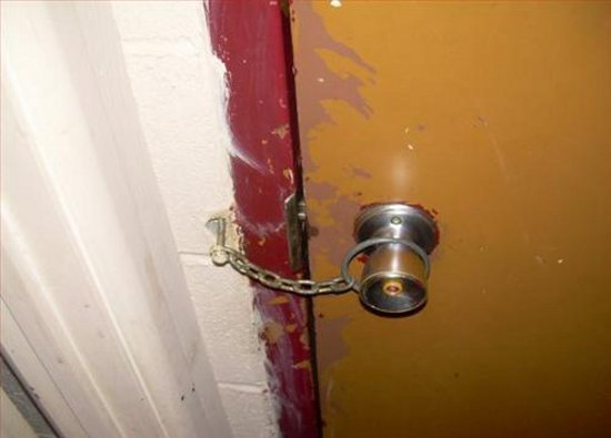 Door Lock Fail