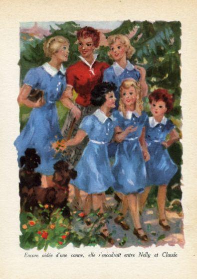 Les sept filles du roi Xavier, by SAINT-MARCOUX -image-40-200