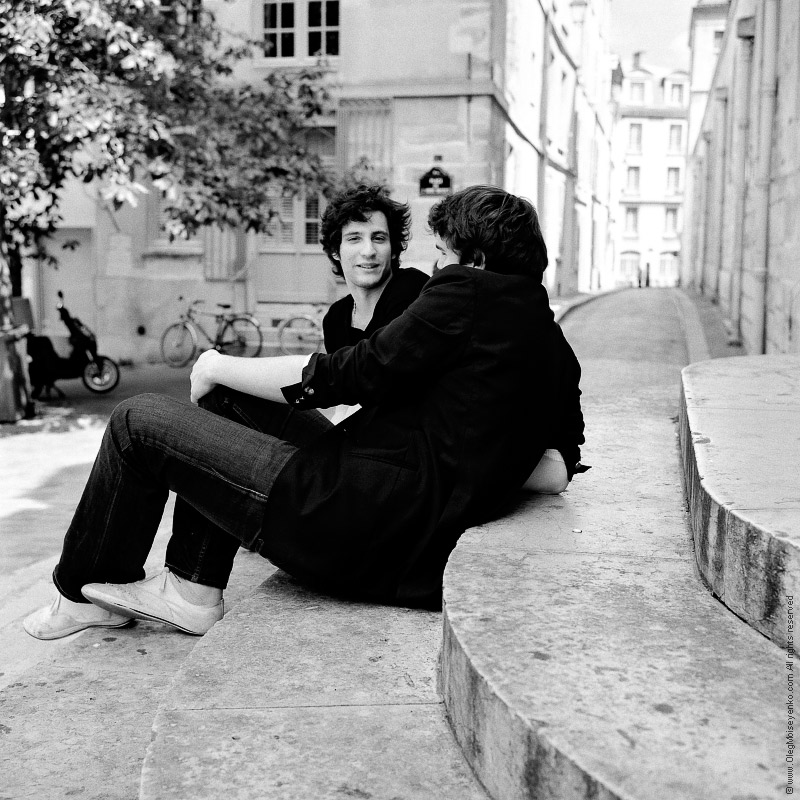 Students, Latin Quarter, Paris