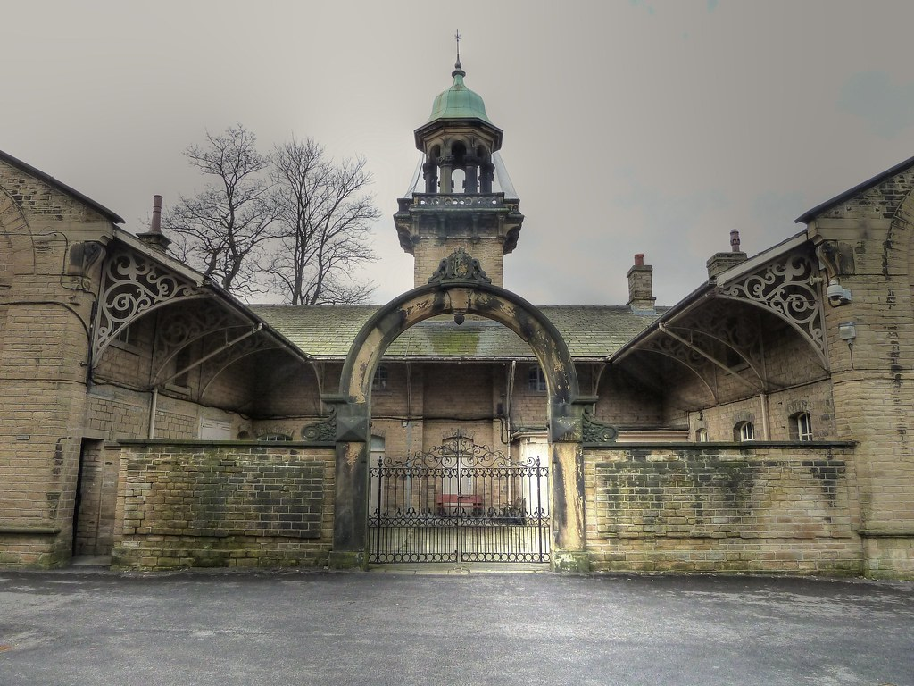 The Stables Tolson Museum Ravensknowle Hall Huddersfield Yorkshire