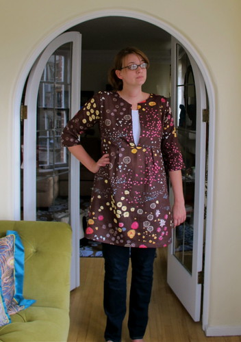 Schoolhouse Tunic 2