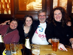 OsloBG Reunion at Dubliner in Norway #9