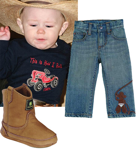 langston outfit infant boy