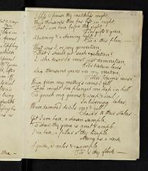Robert Burns 'Holy Willie's Prayer' - detail page 2 (National Library of Scotland) Tags: church scotland poem prayer burns robertburns handwritten kirk nls calvinism robertriddell holywilliesprayer glenriddelmanuscripts