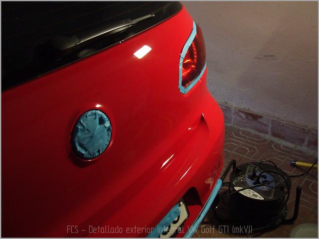 Detallado exterior VW Golf GTI mkVI-38