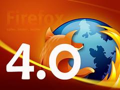 Novo Mozilla Firefox 4.0