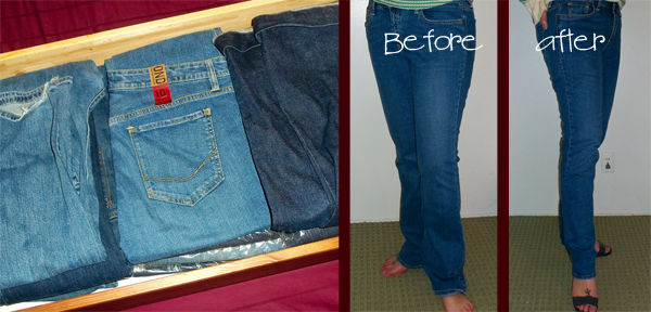 upcycled-bootcut-to-skinny-jeans