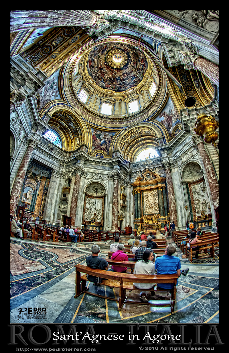 Roma - Sant'Agnese in Agone