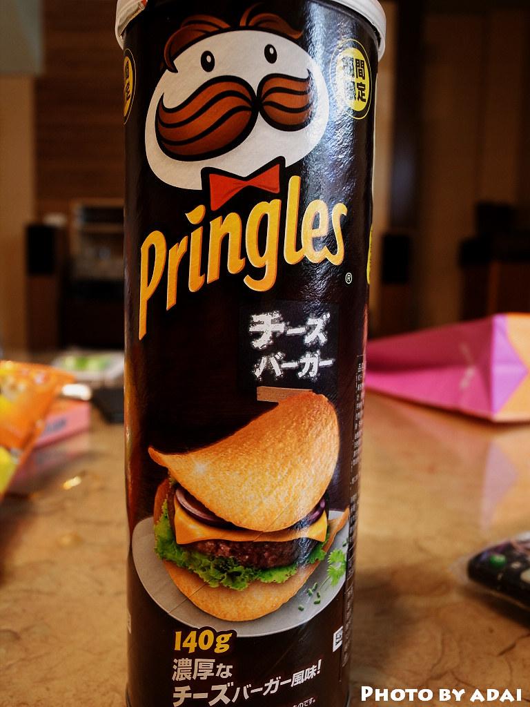 2011.1.22 品客 起司漢堡口味