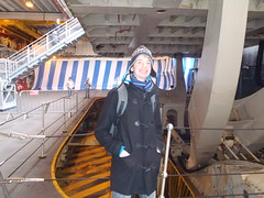 Me (Seanathon) Tags: boat ship historic portsmouth aircraftcarrier arkroyal dockyard hmsvictory
