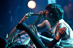 Bring Me The Horizon @ Le Bataclan, Paris | 22.01.11 (Julien Perez) Tags: paris me metal julien concert oliver live horizon gig band gigs bring sykes perez the bataclan 2011 bringmethehorizon bmth