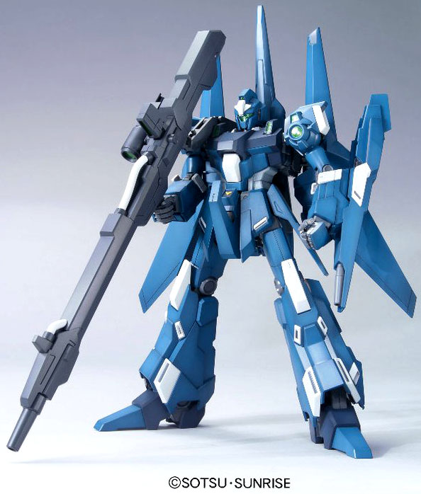 MG ReZEL Commander Type