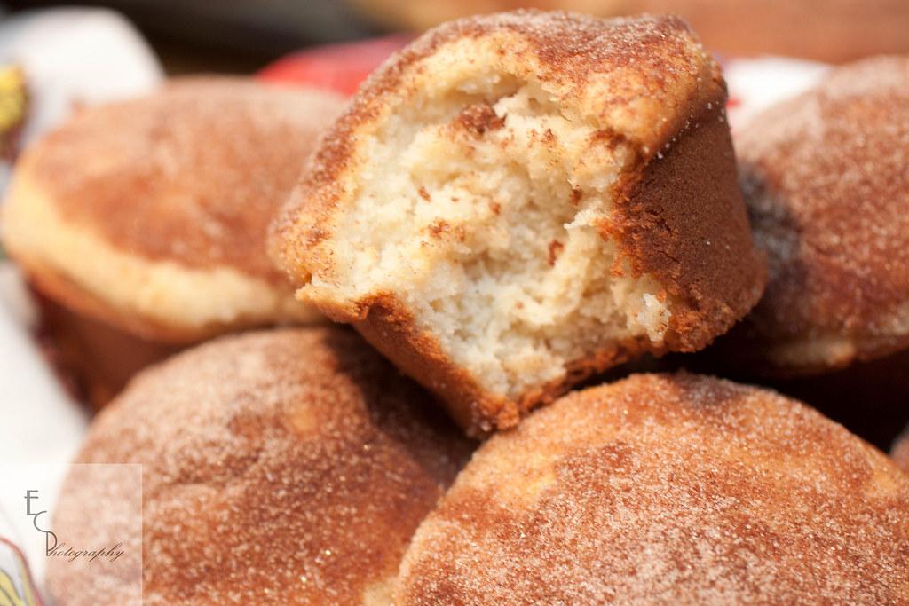 5383056868 a91f6e9175 b d Doughnut Muffins