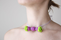 purple candy (Xau Xau) Tags: party necklace purple handmade feminine crochet bowtie sweets romantic outlook etsy candies choker summertrends outwear fashionaccessories giftguide
