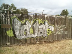 Lewar 11 (*Breeding The Disease*) Tags: street hot graffiti gangster paint fuck shots tag police 11 spray spots illegal hip hop rap 20 graff piece tagging gangsta nwa lr lure btd hba 2011 piecing b2d lewer levn lewar lewor lewr 20levn