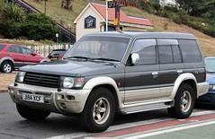 J194 XCF (Nivek.Old.Gold) Tags: 1991 mitsubishi pajero lwb intercooler turbo 2500cc diesel