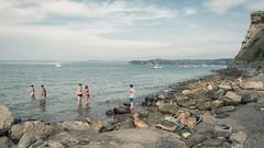beach slang. (vornoff) Tags: slovenia piran tamron nikon d5200 beach