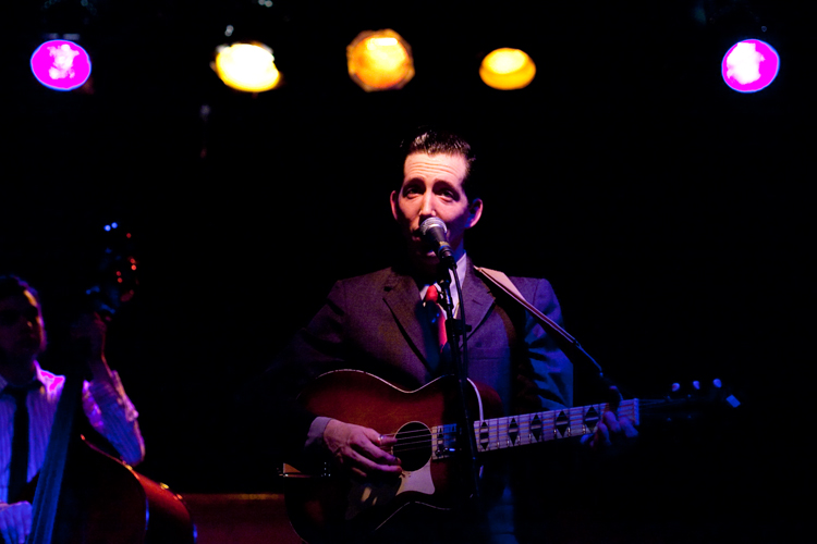 Pokey Lafarge at Shuba's in Chicago
