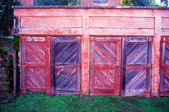 Barn Doors (Mike Thompson Photos) Tags: school castle barn doors preston