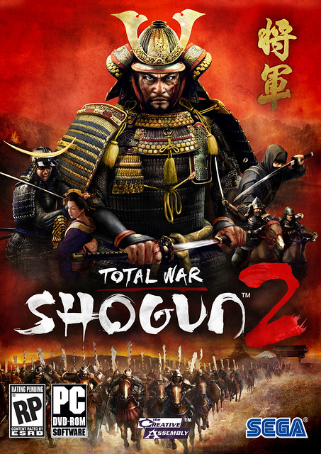 Total War: Shogun 2 Pack Front