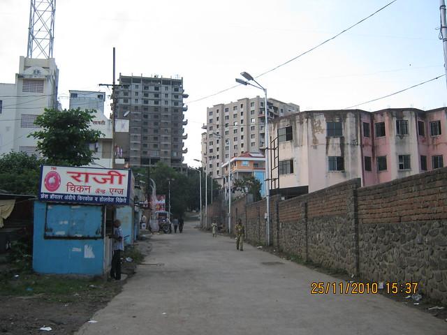 Raod to Kushal Nivriti Kondhwa Pune 411 048