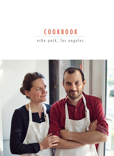 Cookbook Echo Park