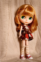 She's just SO pretty! (onecoppercent) Tags: doll stock blonde cs blythe ba takara rbl buttonarcade cassiopeiaspice