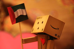 ..   (Q a T a R i Y a  M9rg3a) Tags: happy flag uae national ya  danbo         day9