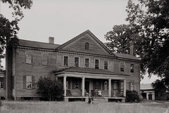 The Smith House (History Rambler) Tags: old house home architecture rural habs south northcarolina grand gone historic confederate southern civilwar plantation mansion antebellum destroyed demolished scotlandneck petersmith ironclad halifaxcounty cssalbemarle gilbertelliott thomastwaterman