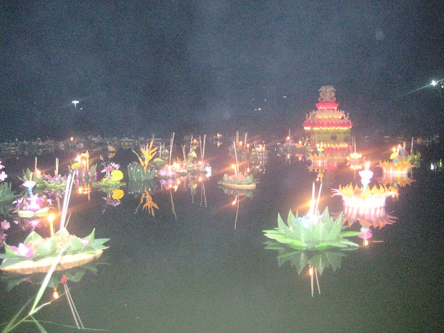 Loy Krathong, Yee Peng, Festival of Lights
