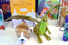 Fearless-14 (Therin of Andor) Tags: dogs toys dragons herculoids fearless picturebooks britishbulldogs zok