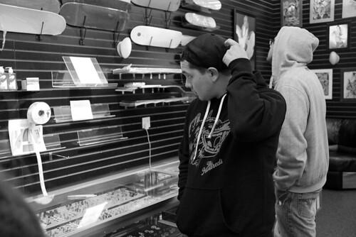 skateboard tattoos. Skate/Tattoo shop