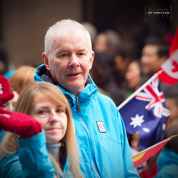 Vancouver Rogers Santa Claus Parade