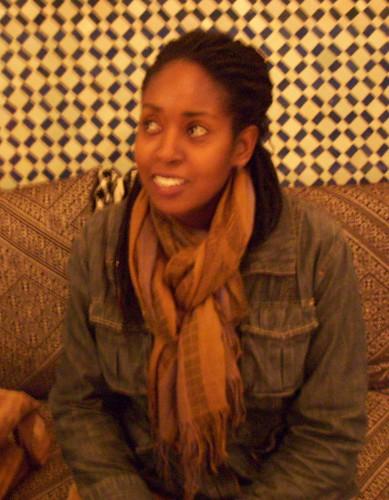 Keisa Davis of Community Build