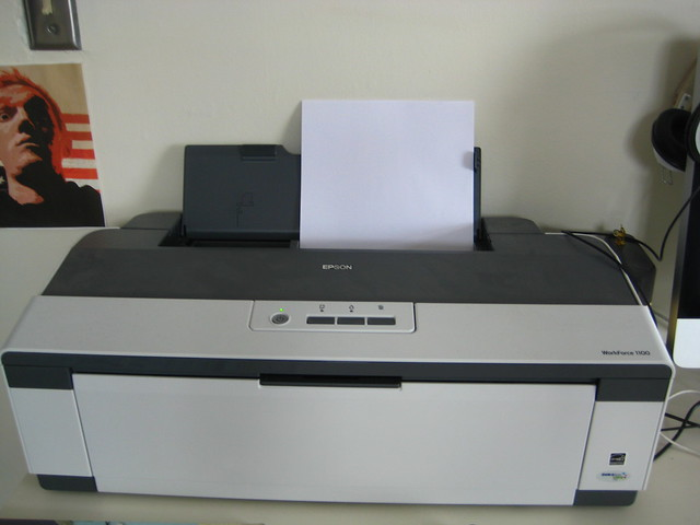 The Epson WorkForce 1100