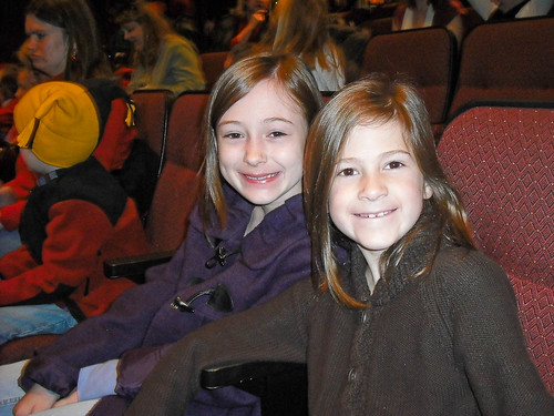 Friends at the Nutcracker