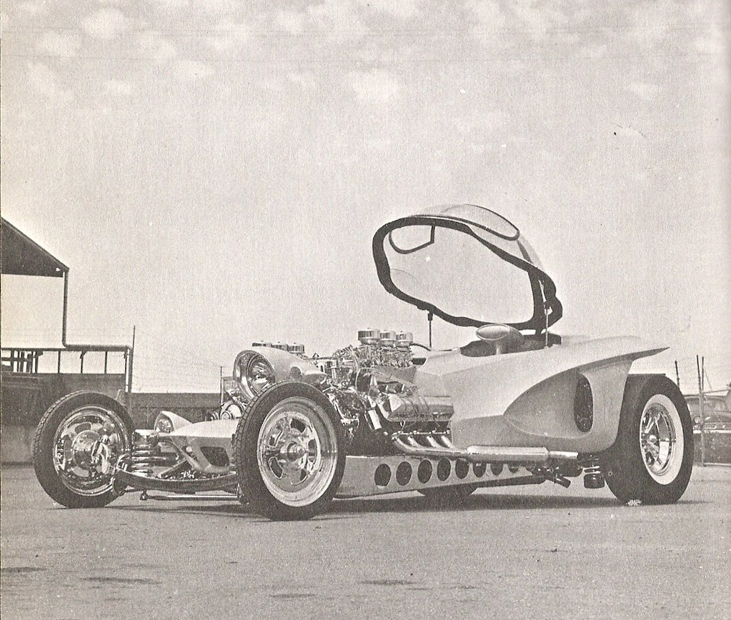 "Ed ""Big Daddy"" Roth's  original Mysterion"