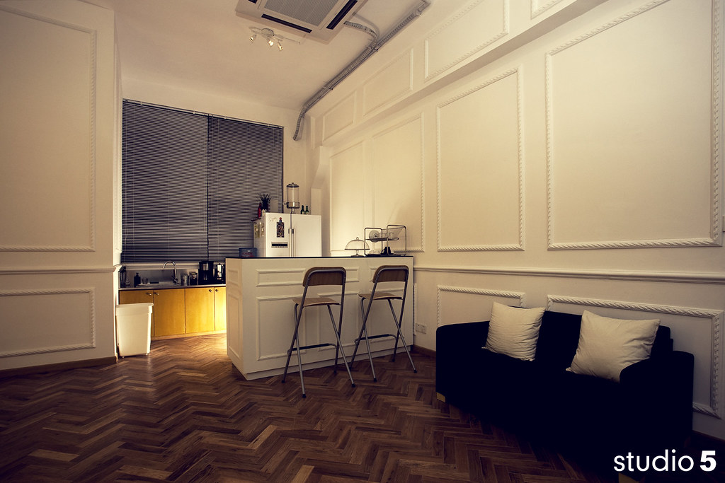 studio 5  / Rest area