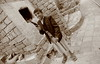 child plays with a fake gun in thula, Haraz mountain, north of Yemen (anthony pappone photography) Tags: pictures travel b boy people baby mountains kids barn digital canon children lens photography photo foto child image felix bambini picture culture arabia childrens yemen enfants fotografia crianças reportage photograher persiangulf barna 儿童 arabo yemeni phototravel 子供 mountainvillage الأطفال yaman дети 兒童 thula arabie bambine childrentravel losniños arabiafelix arabieheureuse arabianpeninsula portraitsofchildren mountainvillages يمني बच्चे 也門 йемен 공화국 alyaman yemenpicture yemenpictures eos5dmarkii barnamyndataka 아랍 यमन 예멘 childrenbestphotos barnaljsmyndari barnamyndat