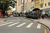 Bushaltestelle in Curitiba