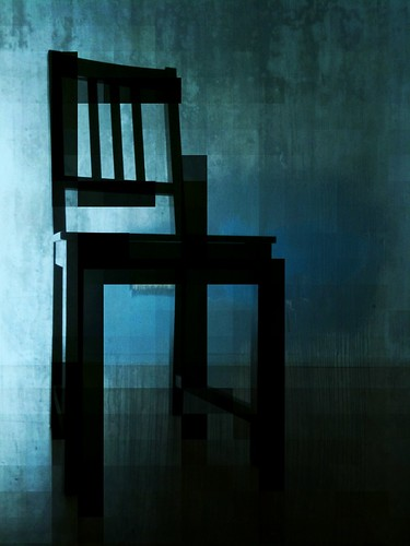 Cubist chair