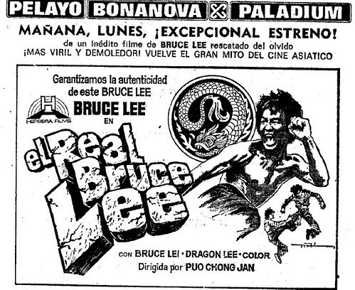 el real bruce lee