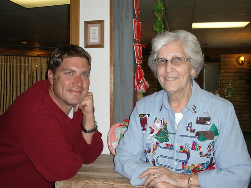 Scott and Grandmother