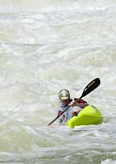 White Water Kayaking (gr8dnes) Tags: usa america virginia us kayak unitedstates unitedstatesofamerica greatfalls helmet paddle va northamerica potomacriver kayaker whitewaterkayaking greatfallspark georgewashingtonparkway mathergorge usparknationalparkservice