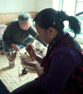 Peng Yingben Cultural Heritage