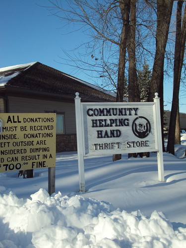 Commuity Helping Hand Forest Lake, MN
