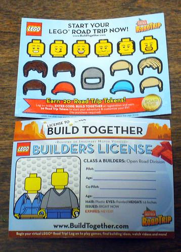 LEGO Build Together