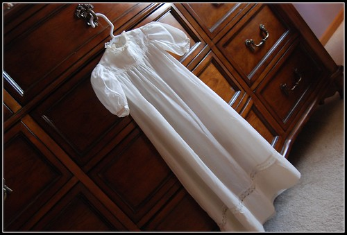Berns Family Baptismal Gown