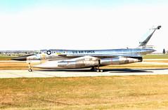 Convair B-58 Hustler - The Supersonic Supermodel (KurtClark) Tags: public us force photos air creative commons bomber domain convair b58