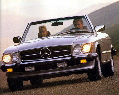 The Five Greatest MercedesBenz Sports Cars Of All Time - Iconic sports cars